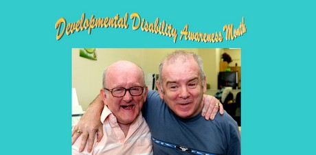 Developmental Disabilities Awareness month