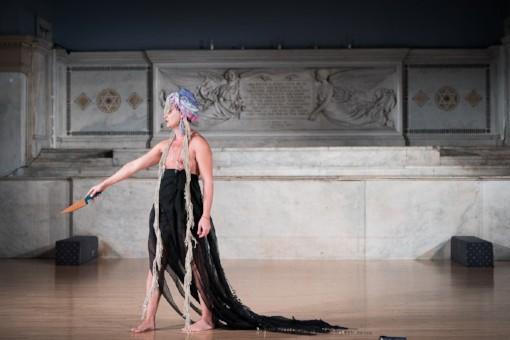 Territory: Omaha, a performance by Zavé Martohardjono