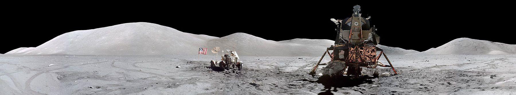 Apollo 17 pan