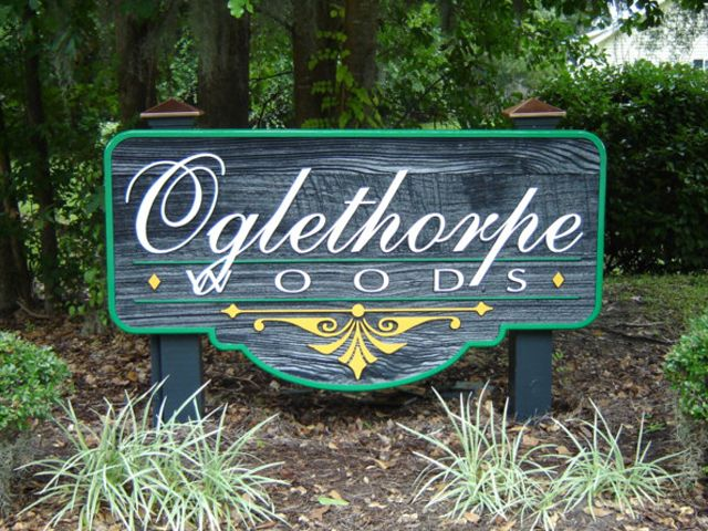 Oglethorpe Woods