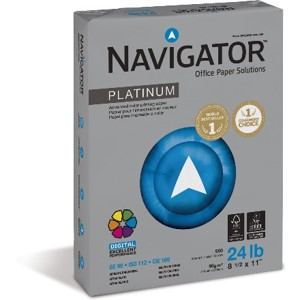 Navigator Platinum 24lb Specification Sheet