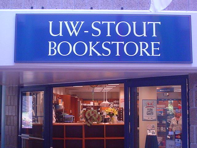 UW-Stout Bookstore
