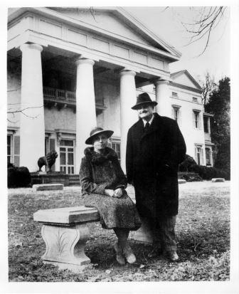 Gov. & Mrs. Davis