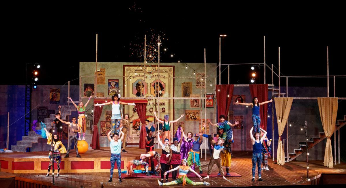 Junior Players delights with its circus-themed Much Ado About Nothing