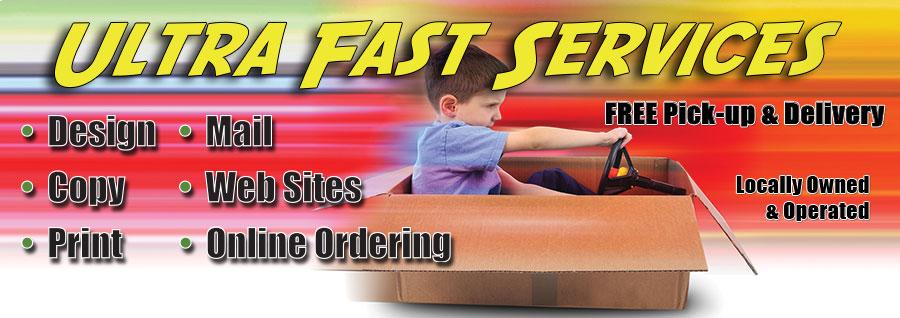 fast ad