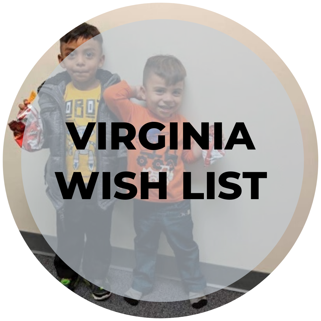 Virginia Wish List