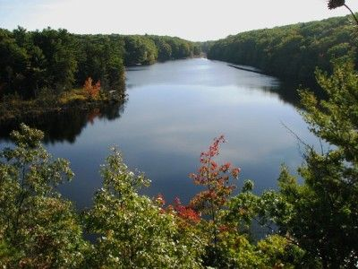 2018 Green Economy and Clean Water Bond Rhode Island Audubon Society Long Pond Open Space Protection Recreation