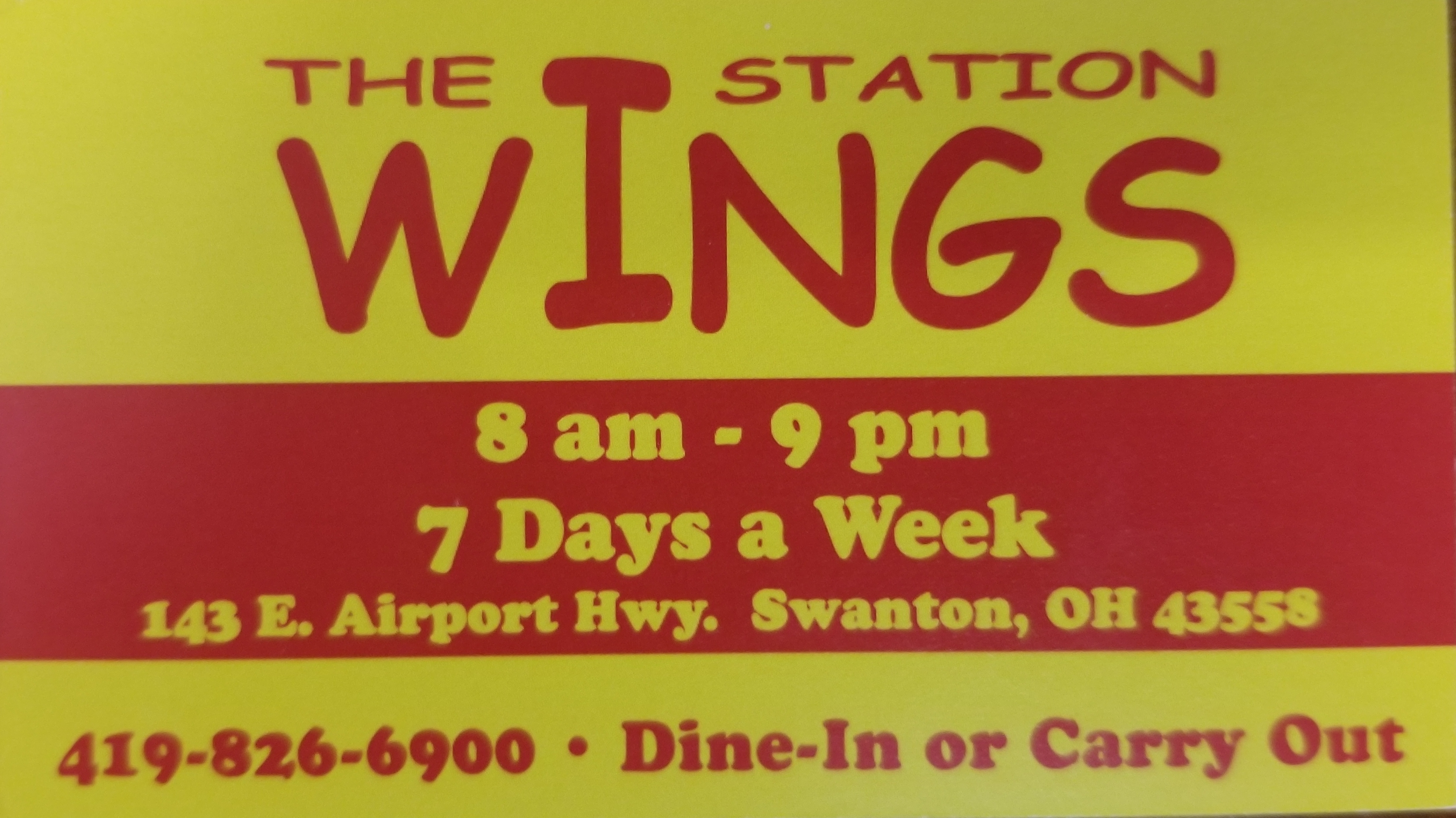 The Wings Station