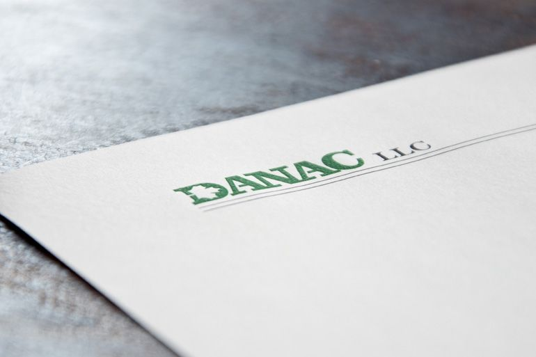 Danac Letterhead