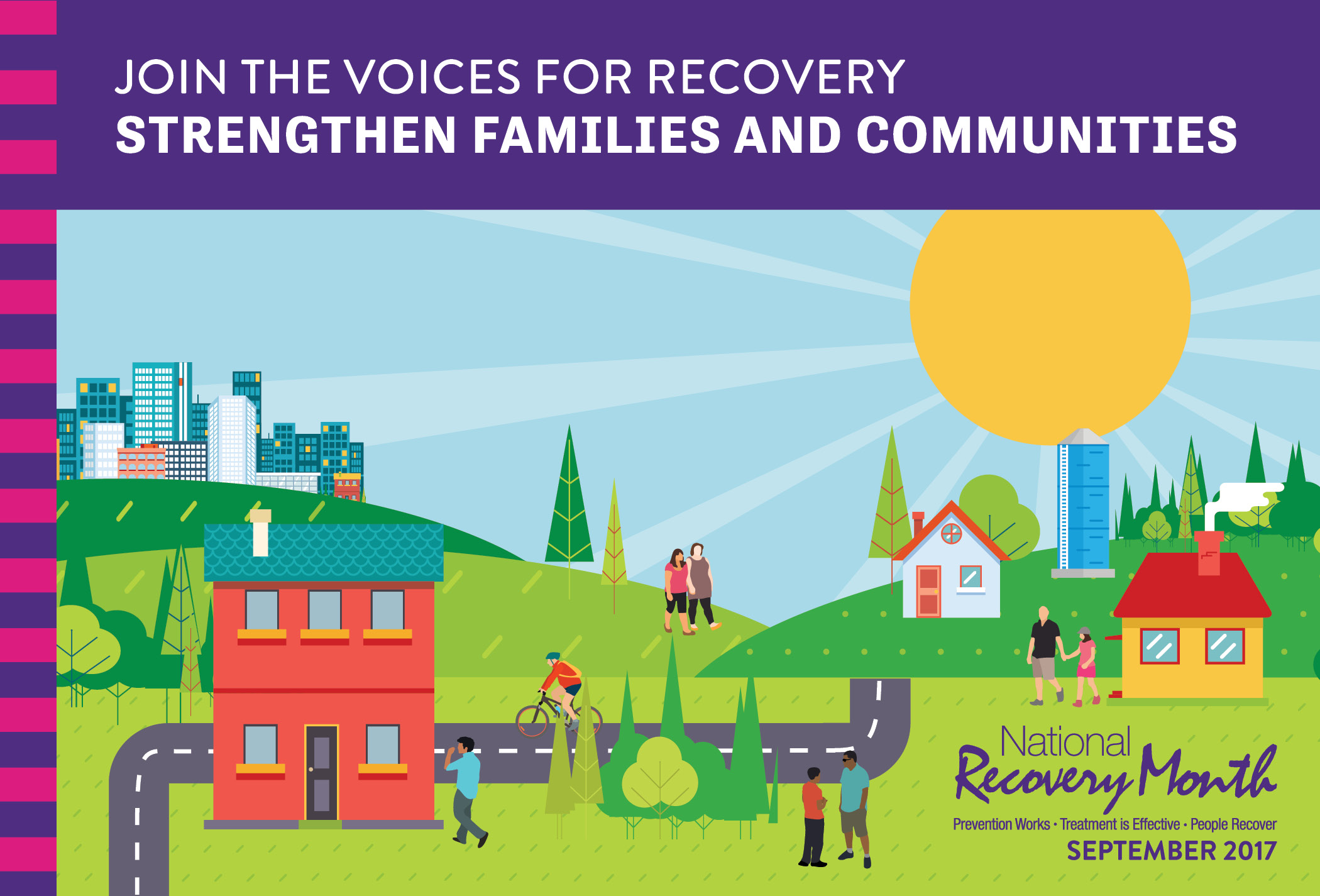 September is National Recovery Month