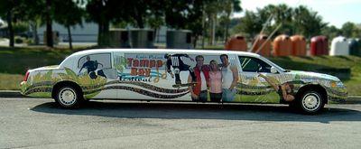 Limousine Wrap