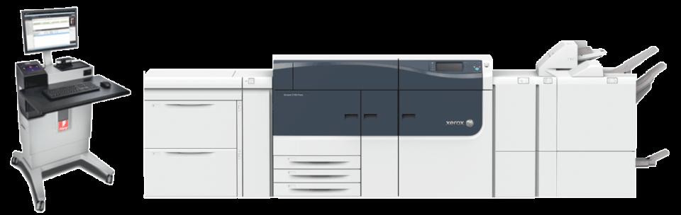 Xerox Versant 3100 Digital Press