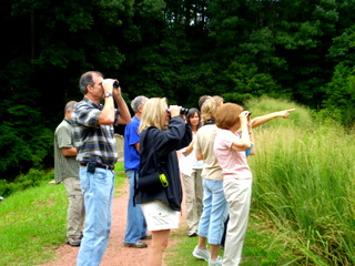Members Only Guided Bird Walk
