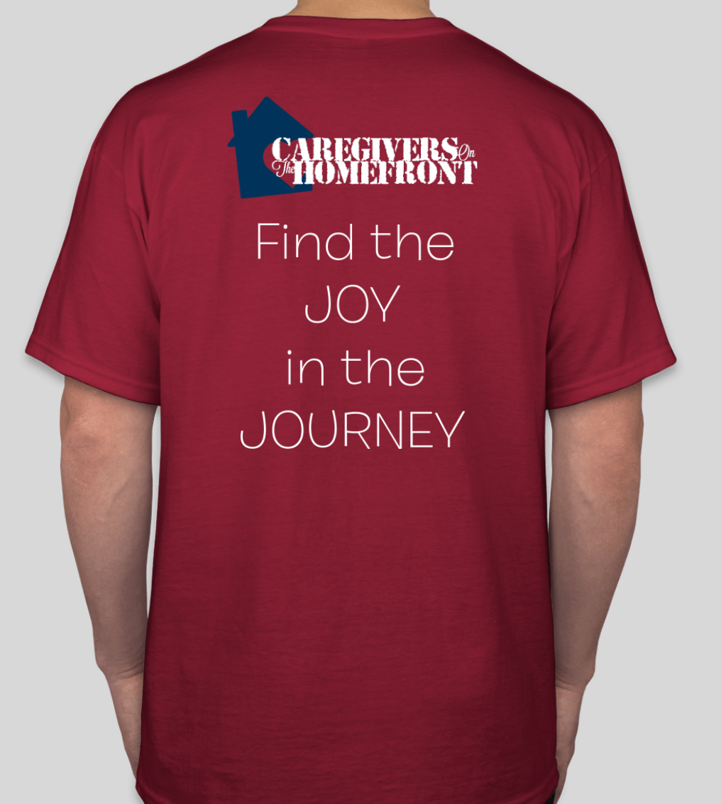 Find the Joy in the Journey T-Shirt