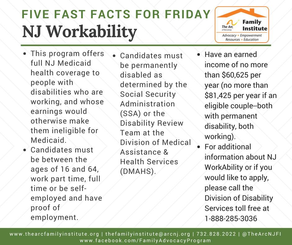 NJ Workability