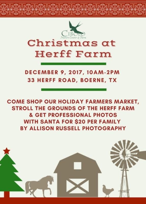 FARM:  Christmas at the Farm