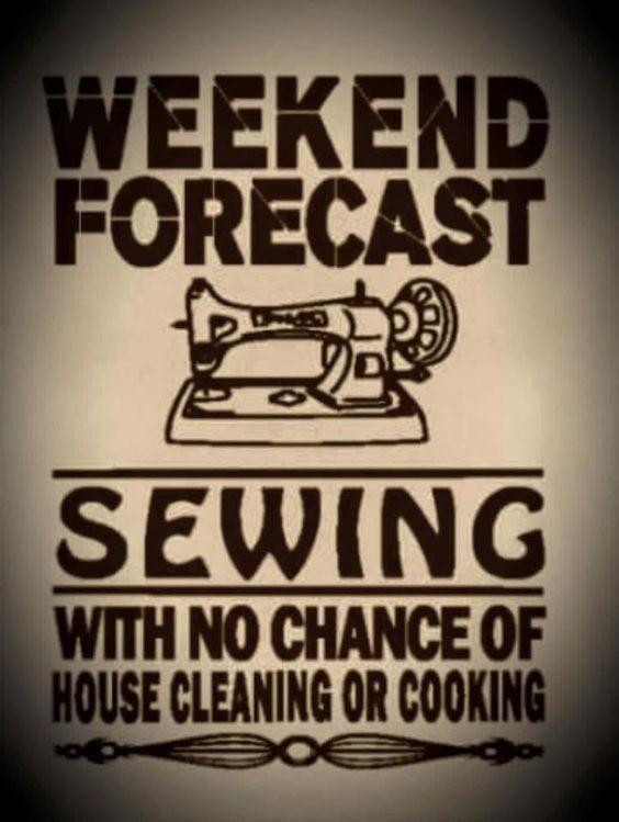 Sew-a-palooza Saturday