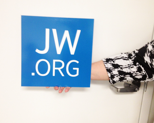 Precision Signs Inc Services Jw Signs Jworg Signs
