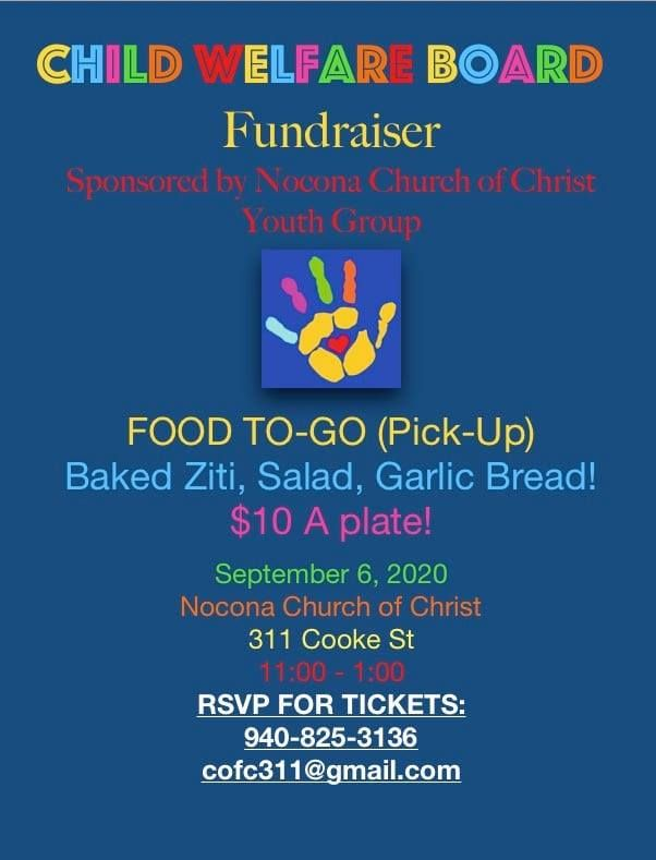 Child Welfare Board Fundraiser