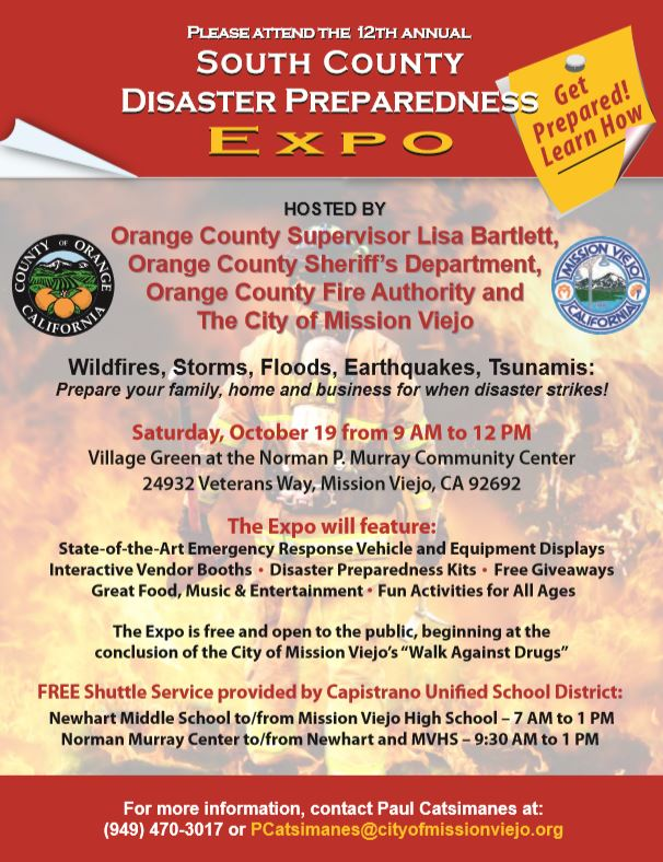 Disaster Preparedness Expo