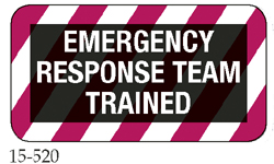 Emergency Response Team Trained