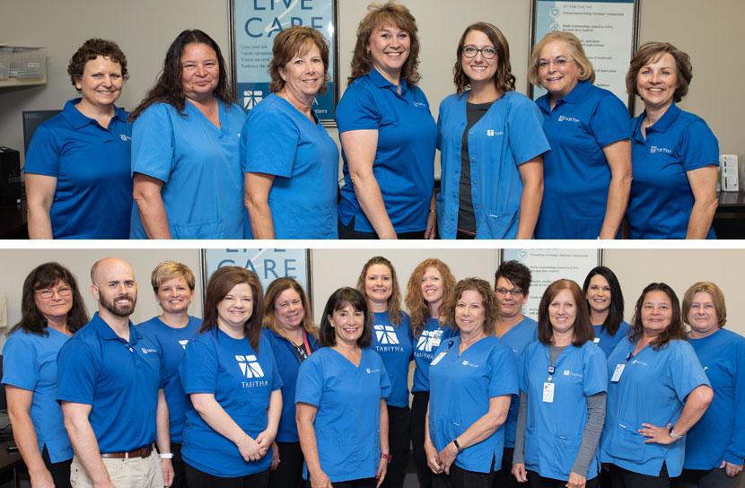 Grand Island Tabitha Home Health and Hospice Teams