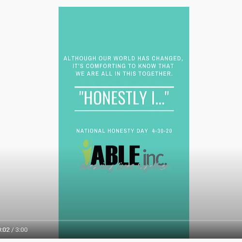 Day 6 - National Honesty Day