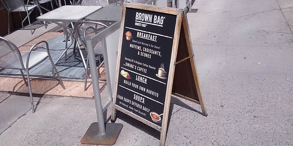 A Frame Gallery Images Of Cafe Signs Sandwich Boards