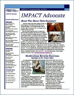 IMPACT Advocate~Summer 2013
