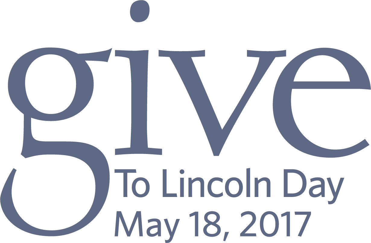 Give to Lincoln Day – May 18
