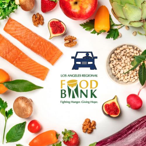 LA Food Bank Distribution