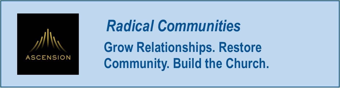 Radical Communities - linked