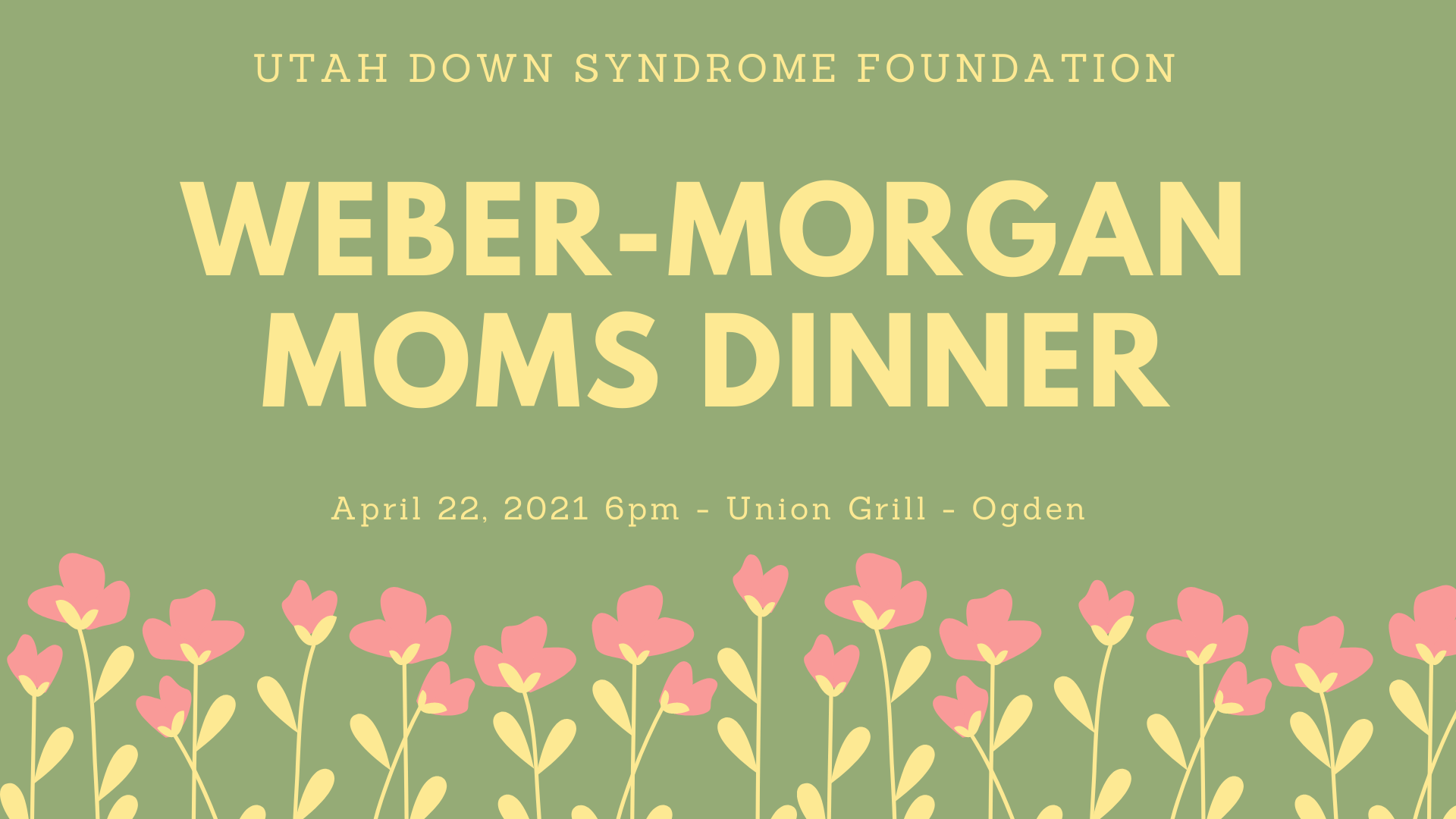 Weber-Morgan County Moms Dinner