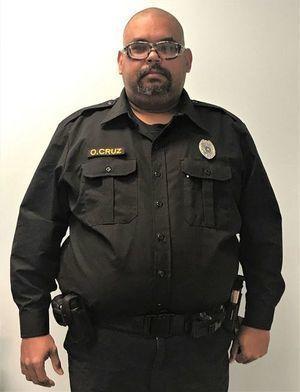 OTTO CRUZ / HUMANE SOCIETY POLICE OFFICER