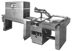 Weldotron Shrink Wrapping System