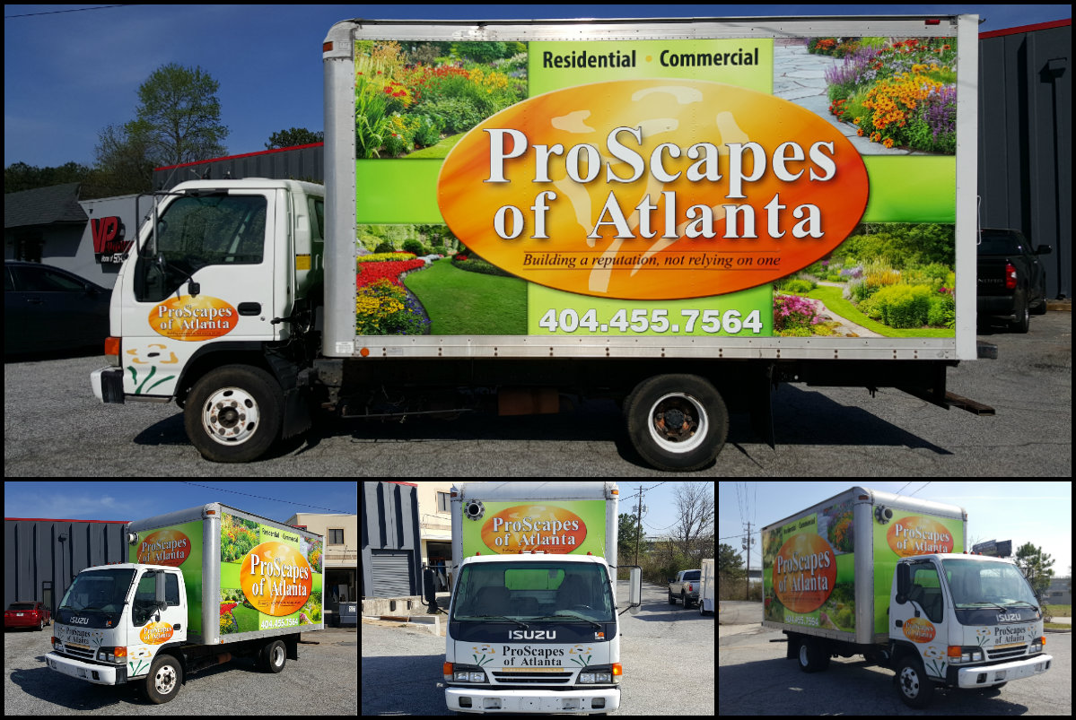 Proscapes Box Truck