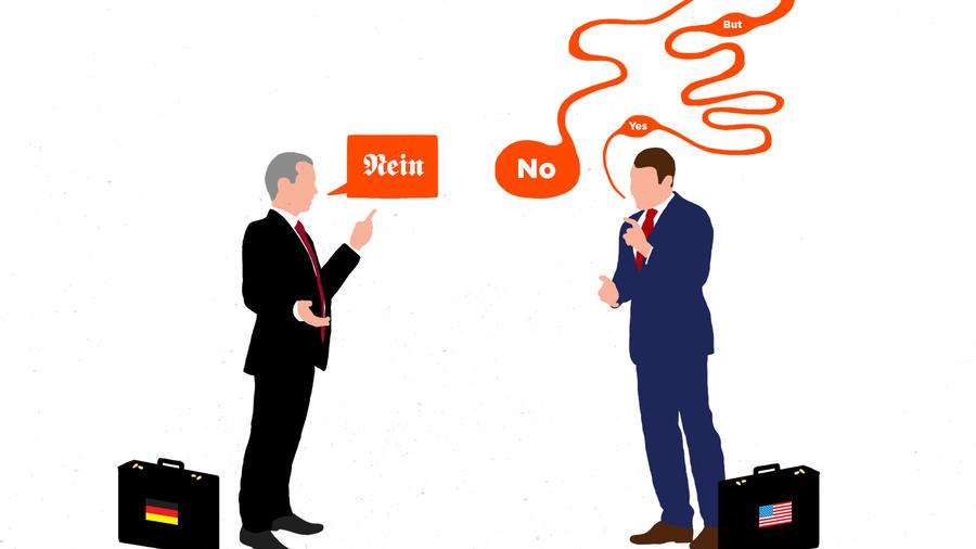 German directness, American euphemisms: the hell of cross-cultural communication
