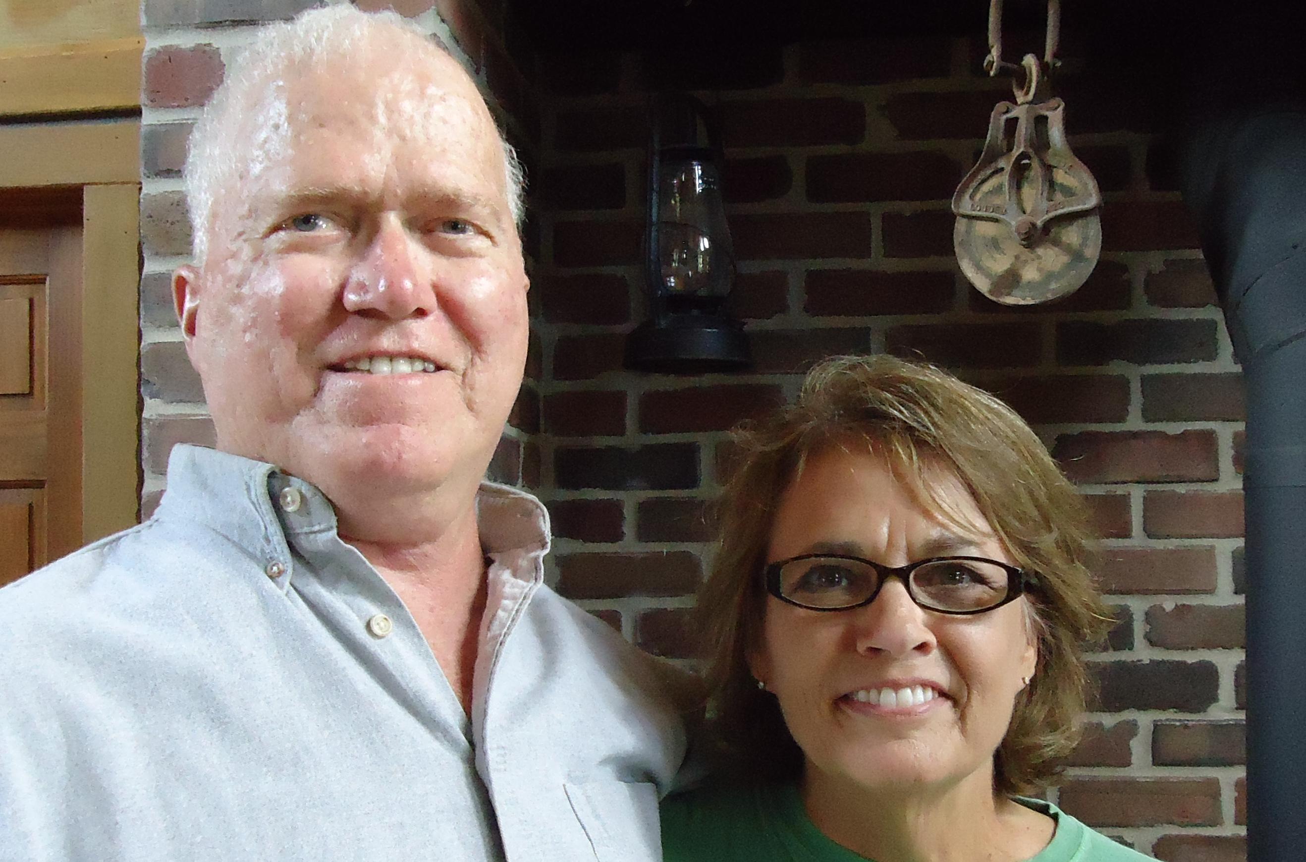 Ronald & Diane Ogle
