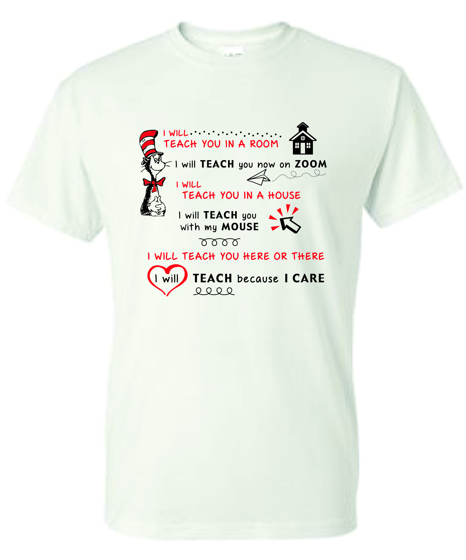 HEARTS FOR HEALTHCARE (YOUTH RED) (Clone) (Clone)