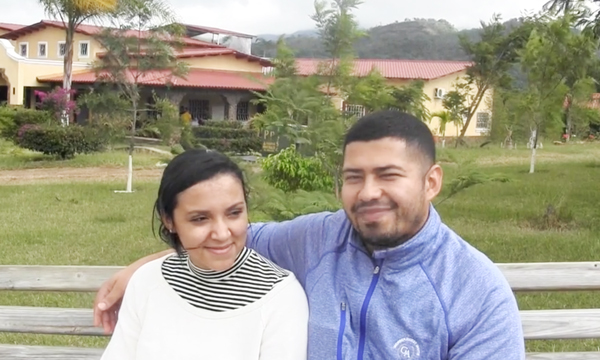 Olvin & Cesia Funez