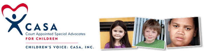 Children's Voice: CASA, Inc.
