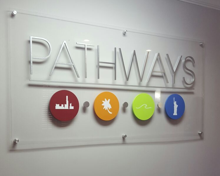 Lobby & Office Signs