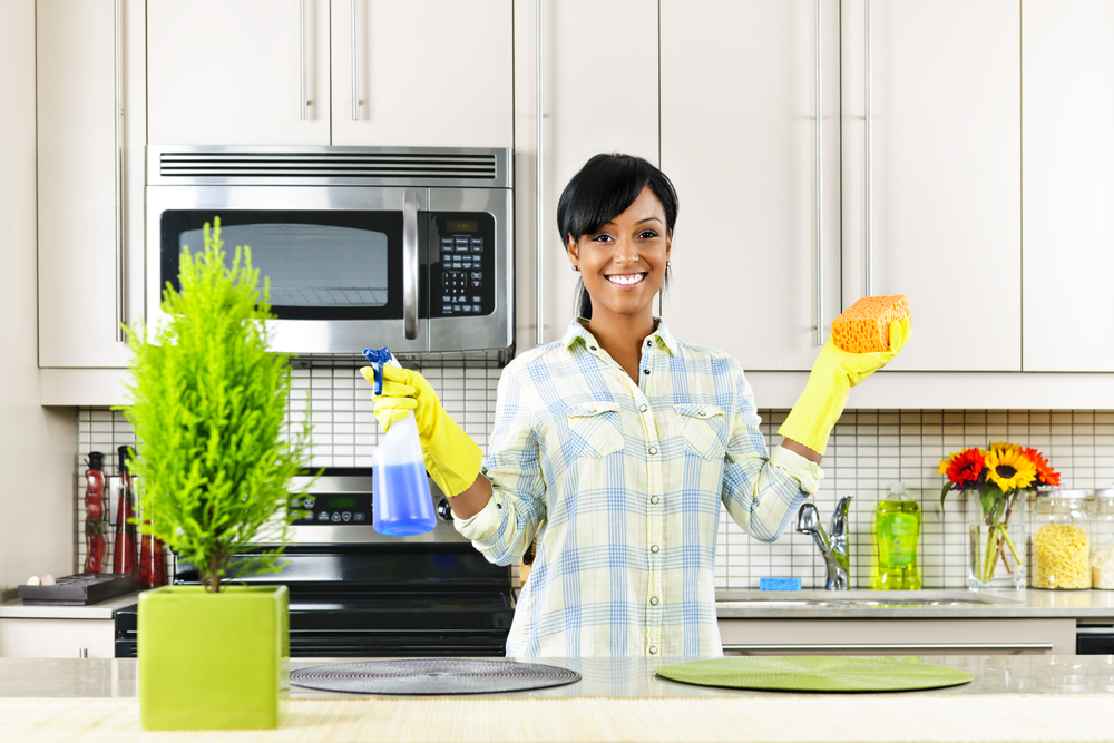 residential cleaning service Lincoln
