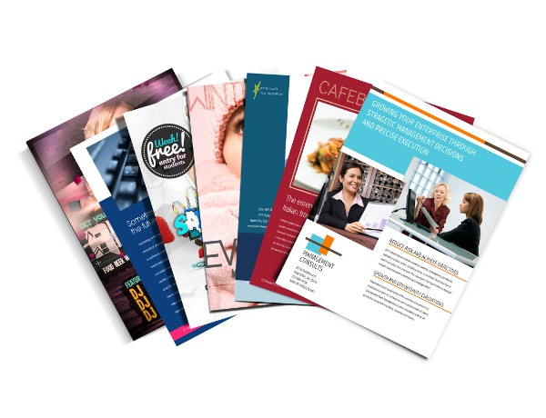 Custom Printed Flyers Marketing Flyers – Marketing Flyer