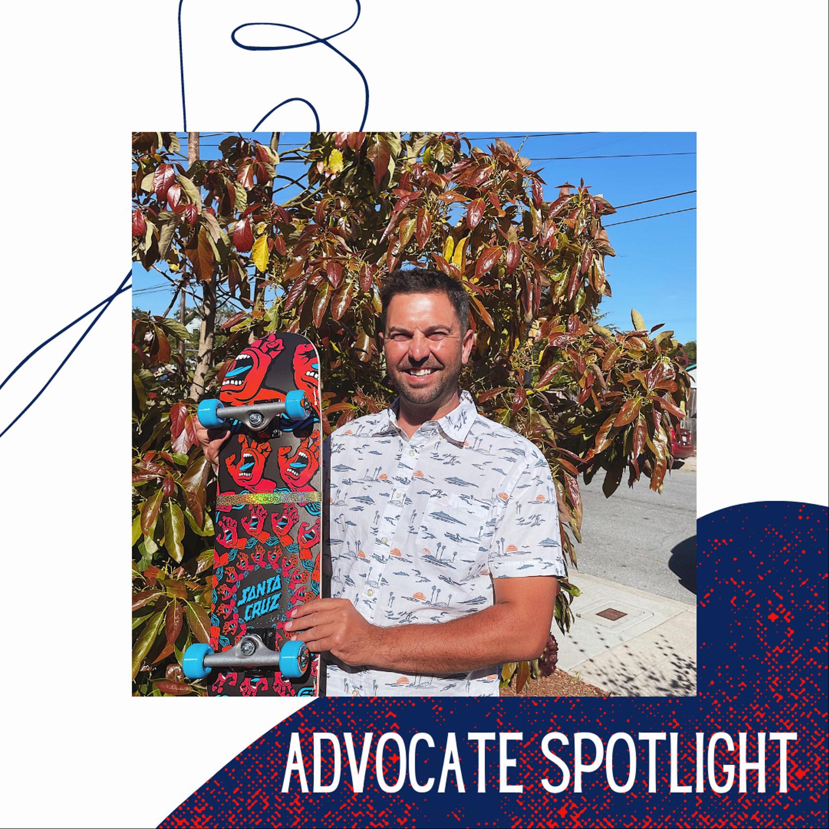 Volunteer Spotlight- Eric Kennedy!