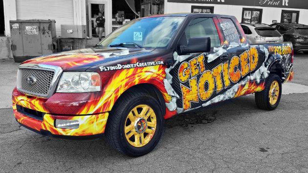Vehicle Wraps | Truck Wrap | Fleet Wrap | Atlanta | Acworth | Kennesaw | Marietta | Woodstock |