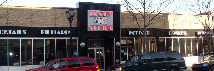Exterior - Lucky Strike