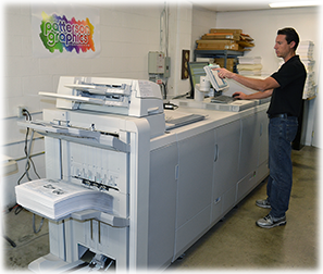 Digital & Offset Color Printing