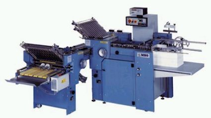 MBO Folder with Right Angle