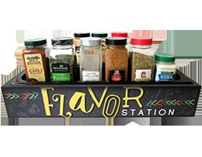 Flavor Station